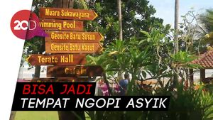 Nikmatnya Santap Menu 3 Negara di Pinggir Pantai Teluk Palabuhanratu