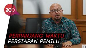 Komisioner KPU Desak Pembuatan UU Pemilu Dipercepat