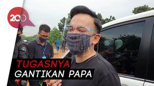Turut Berduka, Ruben Onsu Beri Dukungan untuk Ivan Gunawan