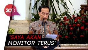 Ada Kementerian/Lembaga Tak Dapat Opini WTP, Jokowi: Perbaiki!