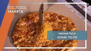 Kuliner Klasik Kerak Telor Jakarta