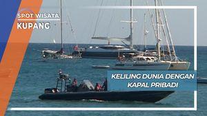 Keliling Dunia dengan Kapal Pribadi, Kupang