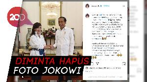 Ike Muti Dapat Somasi dari Pemprov DKI Jakarta