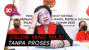 Megawati Minta Calon Kepala Daerah Belajar soal Pemerintahan