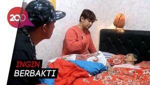 Teguh Vagetoz Rela Tak Menikah Demi Rawat Ibunya yang Stroke