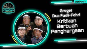 Greget Duo Fadli-Fahri: Kritikan Berbuah Penghargaan