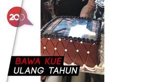 SID Rayakan Ultah ke-25 di Polda Bali