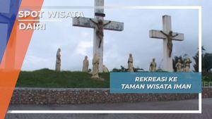 Rekreasi ke Taman Wisata Iman, Dairi