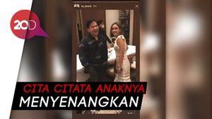 Ruben Onsu Dukung Bila Jordi Onsu CLBK dengan Cita Citata