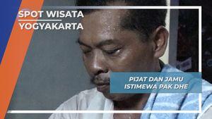 Wisata Sehat, Terapi Pijat dan Jamu Istimewa Pak Dhe Yogyakarta