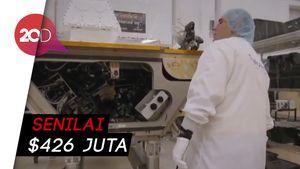 Bangun Satelit, Indonesia Dapat Pinjaman Dana dari Prancis dan Beijing