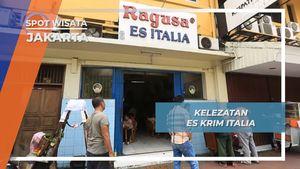 Ragusa, Legenda Es Krim Italia ala Jakarta Sejak 1932