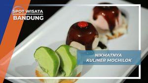 Mochi Ice Cream dari Mochilok Bandung
