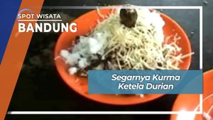 Segar Nikmat Kurma Keren Ketela Durian Bandung