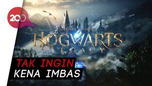 Soal Games Harry Potter, Warner Bros Pastikan J.K Rowling Tak Ikut Andil