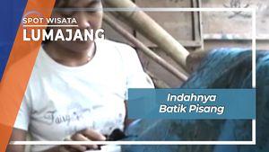 Batik Lumajang, Motif Pisang asal Desa Bentengrejo Kunir