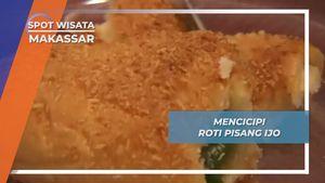 Roti Pisang Ijo, Penganan Asli Makassar