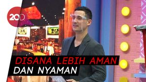 Jakarta Belum Aman Corona, Nino Fernandez Bakal Cabut ke London