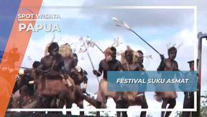 Festival Suku Asmat, Papua