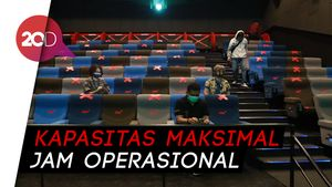 5 Aturan soal Bioskop yang Boleh Buka Saat PSBB Transisi Jakarta