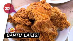 Bikin Laper: Review Ayam Goreng-Samosa Buatan UMKM