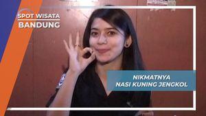 Nasi Kuning Semur Jengkol, Bukan Dusta Kelezatan Pasir koja Bandung