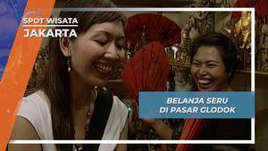 Pasar Glodok, Pusat Perbelanjaan Serba Ada di Pecinan Jakarta