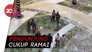 Sepekan PSBB Transisi Jilid II, Begini Suasana Mal di Jakarta