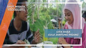 Gule Jantung Pisang, Cita Rasa Desa Sambi Kaliurang  Yogyakarta