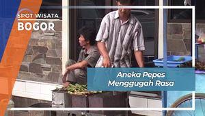 Pepes Ikan Koh Daniel Bogor, Kuliner Gerobak yang Habis Diburu