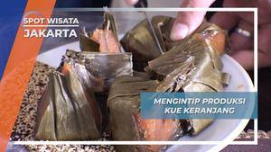 Kue Keranjang, Kue Budaya Jakarta