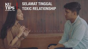 Tips Keluar dari Zona Toxic Relationship