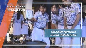 Sejarah Jamu, Semarang