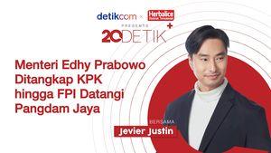 20detik+ bersama Herbalice:  Edhy Prabowo Ditangkap Hingga Tanggapan Ashanty Soal Millen