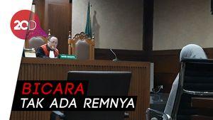 Berikan Kesaksian Berbeda di Sidang Andi Irfan, Pinangki Ditegur Hakim