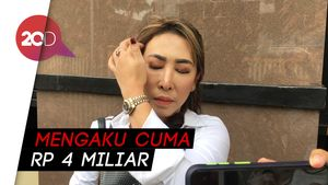 Henny Mona Bantah Minta Nafkah Cerai Rp 8 Miliar ke Rio Reifan