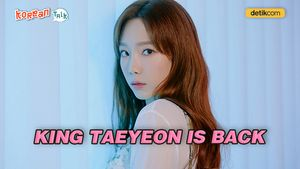 K-Talk Ep 61: Move On Bareng Taeyeon Lewat What Do I Call You