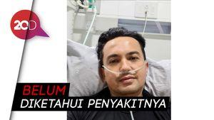 Usai Pilkada, Sahrul Gunawan Dirawat di Rumah Sakit