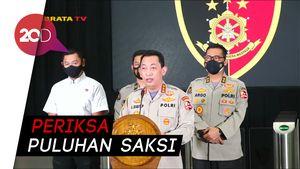 Bareskrim Sita-Analisis CCTV Terkait Kasus Tewasnya 6 Laskar FPI