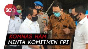 Komnas HAM Tunggu Kesaksian 4 Laskar FPI yang Disebut Kabur