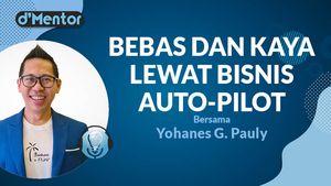 Yohanes G. Pauly dan Bisnis Auto-Pilot