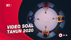 Viral Kolaborasi YouTuber Indonesia di  Rewind Indonesia 2020