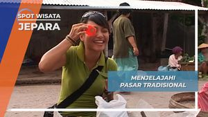 Menjelajahi Pasar Krempyeng Karimunjawa Jepara