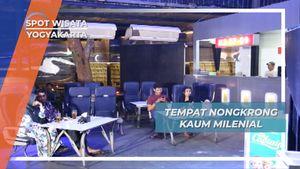 Berasa Jadi Pilot! Restoran Berkonsep Pesawat Terbang di Yogyakarta