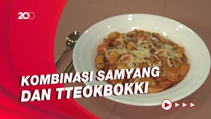 Mark Meal, Racikan Mie Instan ala Mark GOT7