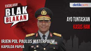 Kapolda Papua Blak-blakan Minta Kasus HAM Dituntaskan