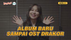 K-Talk Ep 68: Suara Merdu Kwon Jin Ah Menyapa di detikcom