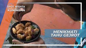 Tahu Gejrot, Menghangat Udara Dingin khas Cirebon Jawa Barat
