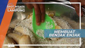 Benjak Enjak, Makanan Ringan Khas Bandar Lampung