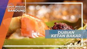 Membuat Durian Ketan Bakar, Bandung